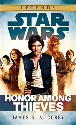 9780345546876: Honor Among Thieves: Star Wars Legends