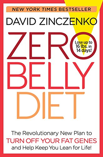 9780345547958: Zero Belly Diet: Lose Up to 16 lbs. in 14 Days!