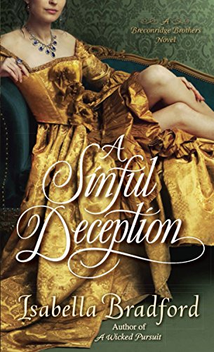 9780345548146: A Sinful Deception (Breconridge Brothers)