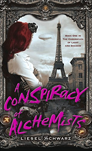 9780345548269: A Conspiracy of Alchemists (Chronicles of Light and Shadow)