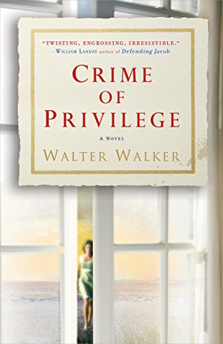 9780345548375: Crime of Privilege: A Novel