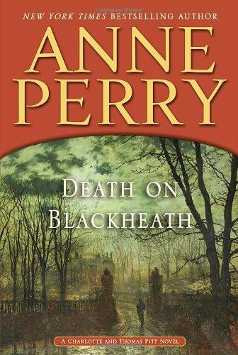 9780345548382: Death on Blackheath (Charlotte and Thomas Pitt)