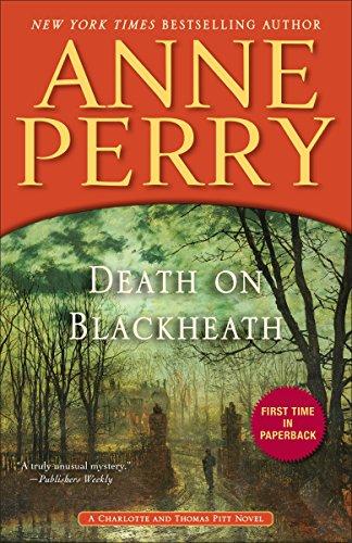 9780345548429: Death on Blackheath (Charlotte and Thomas Pitt)