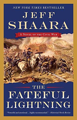 9780345549211: The Fateful Lightning: A Novel of the Civil War