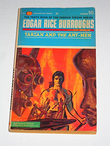 TARZAN AND THE ANT-MEN (9780345607546) by Edgar Rice Burroughs