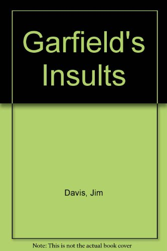 Garfield's Insults (0345801474) by Davis, Jim