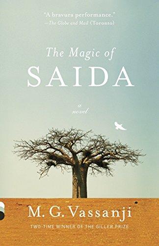 9780345802613: The Magic of Saida (Vintage Contemporaries)