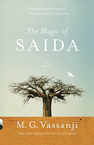 9780345802613: The Magic of Saida (Vintage Contemporaries)