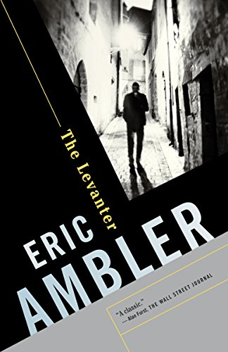 9780345802668: The Levanter (Vintage Crime/Black Lizard)