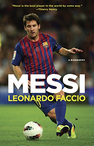 9780345802699: Messi: A Biography