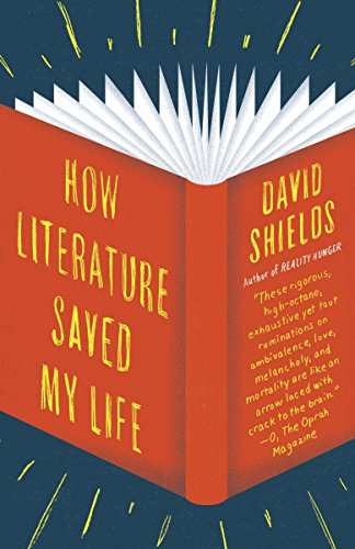 9780345802729: How Literature Saved My Life