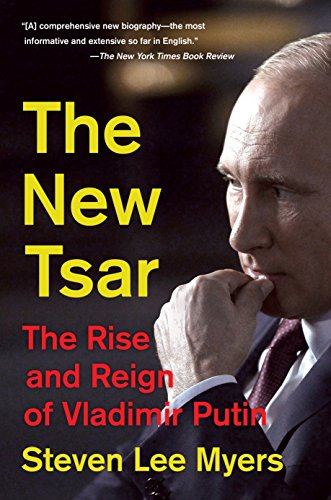 9780345802798: The New Tsar: The Rise and Reign of Vladimir Putin