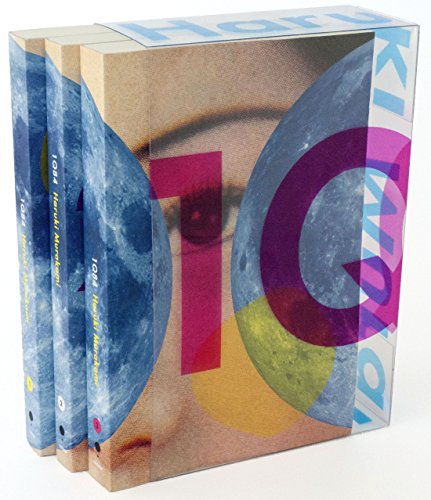 1q84: 3 Volume Boxed Set