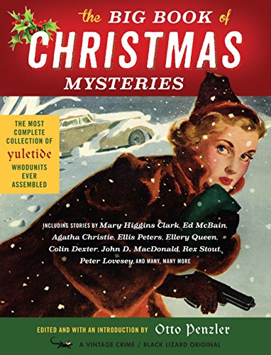 9780345802989: Big Book Of Christmas Mysteries (Vintage Crime/Black Lizard)