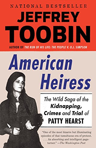 9780345803153: American Heiress: The Wild Saga of the Kidnapping, Crimes and Trial of Patty Hearst