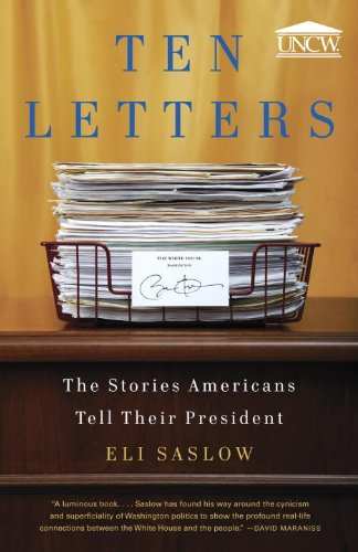 9780345803351: Ten Letters: The Stories Americans Tell Their President