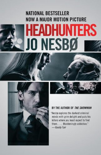 9780345803474: Headhunters (Vintage Crime/Black Lizard)
