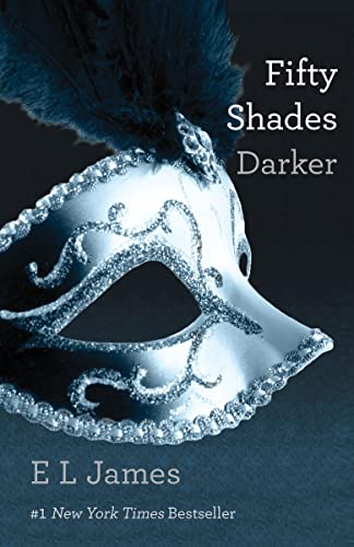 Fifty Shades darker. - signiert - signed: James, E L