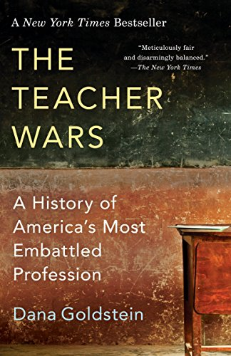 9780345803627: The Teacher Wars: A History of America's Most Embattled Profession
