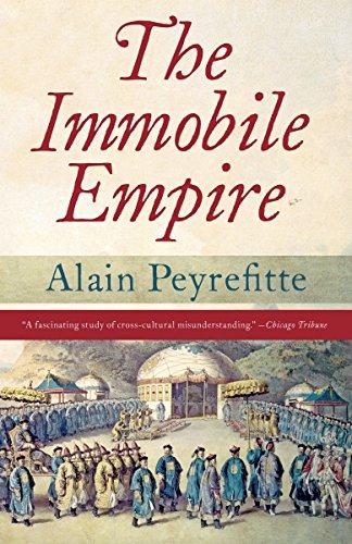 9780345803955: The Immobile Empire