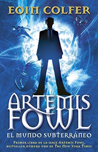 9780345804181: El Mundo Subterraneo (Artemis Fowl)