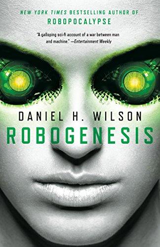 9780345804389: Robogenesis (Vintage Contemporaries)