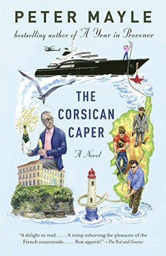 9780345804563: The Corsican Caper