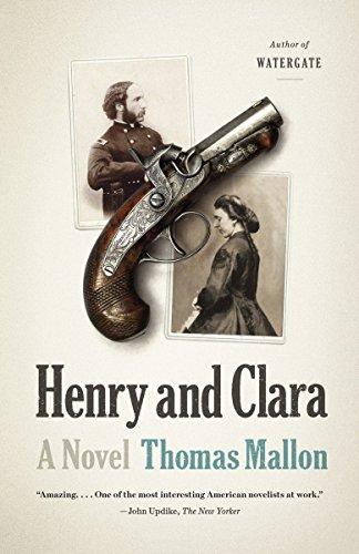 Henry and Clara (0345804767) by Thomas Mallon