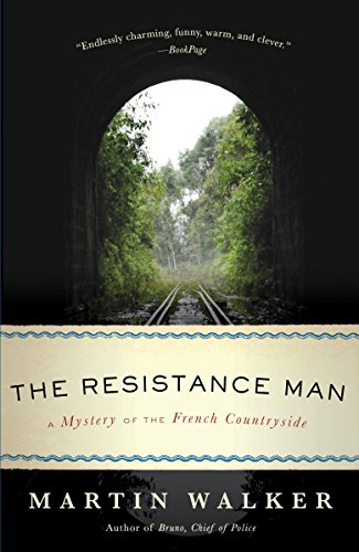 9780345804808: The Resistance Man: A Mystery of the French Countryside