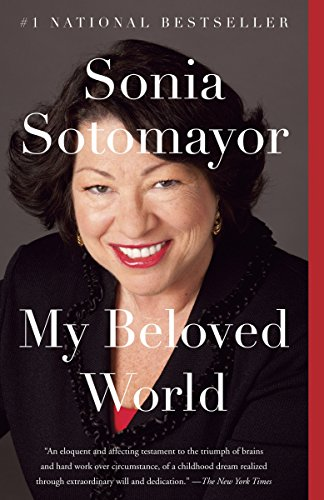 My Beloved World: Sotomayor