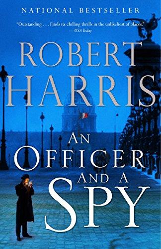 An Officer and a Spy: Harris, Robert