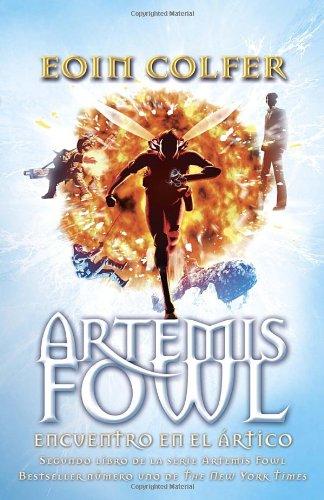 9780345805355: Encuentro en el Artico (Artemis Fowl)