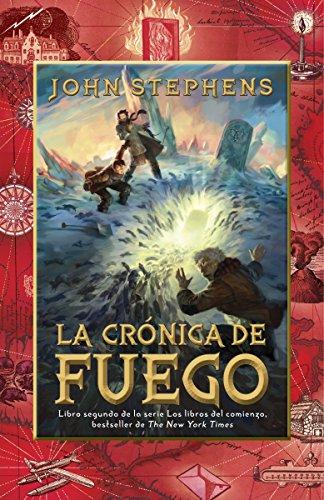 9780345805409: La crónica de fuego: Los libros del comienzo (2) (Spanish Edition)