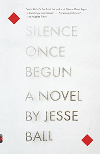 9780345805522: Silence Once Begun - Format B (Vintage Contemporaries)