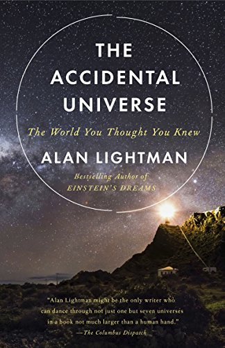 The Accidental Universe: The World You Thought You Knew (Paperback)