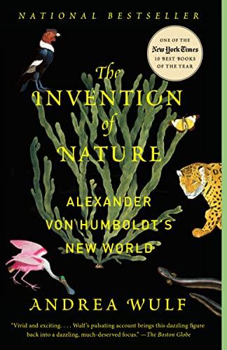 9780345806291: The Invention of Nature: Alexander von Humboldt's New World