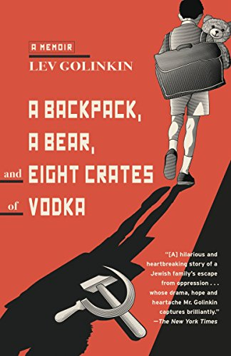 9780345806338: A Backpack, a Bear, and Eight Crates of Vodka: A Memoir