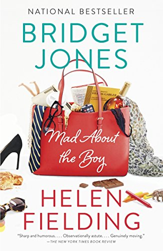 9780345806345: Bridget Jones: Mad About the Boy (Vintage Contemporaries)
