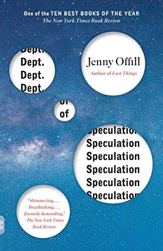 9780345806871: Dept. of Speculation (Vintage Contemporaries)