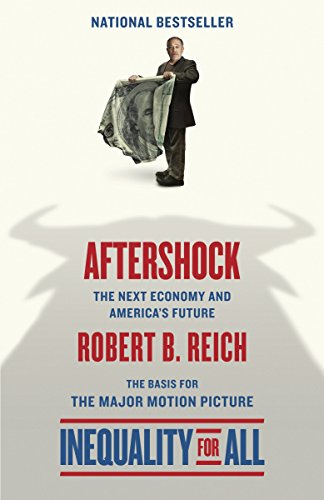 9780345807229: Aftershock(Inequality for All--Movie Tie-in Edition)