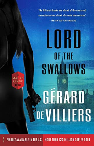 9780345808219: Lord of the Swallows: A Malko Linge Novel