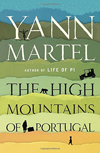 9780345809438: The High Mountains of Portugal: A Novel
