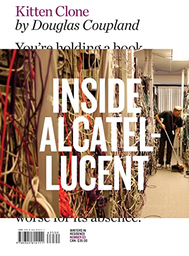 Kitten Clone: Inside Alcatel-Lucent: Coupland, Douglas