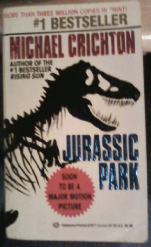 9780345900128: Jurassic Park
