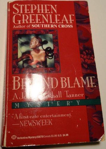 9780345901545: Beyond Blame