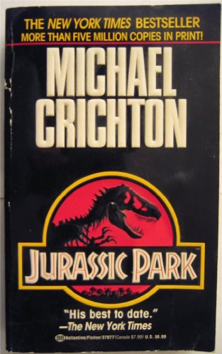 9780345902313: Jurassic Park