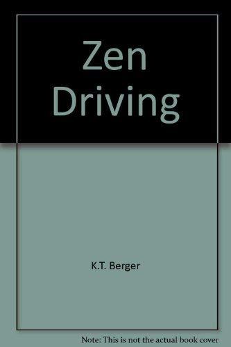 9780345911032: Zen Driving
