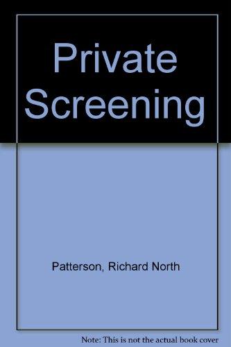 9780345912664: Private Screening