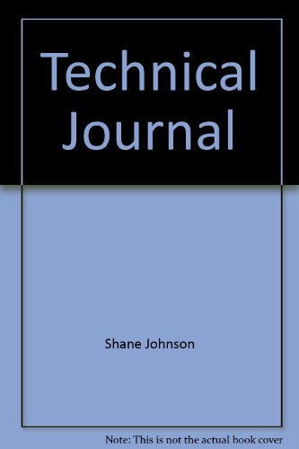 9780345912794: Technical Journal