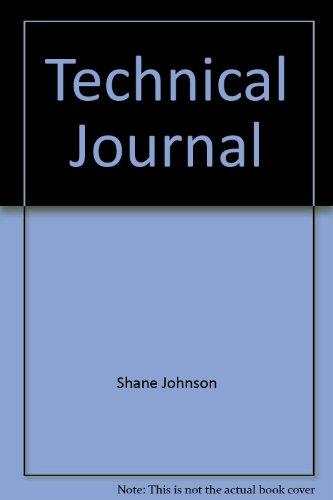 9780345912794: Technical Journal